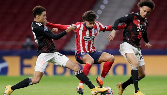 Atlético de Madrid empató con Bayern por el Grupo A de Champions League | Foto: @FCBayernES