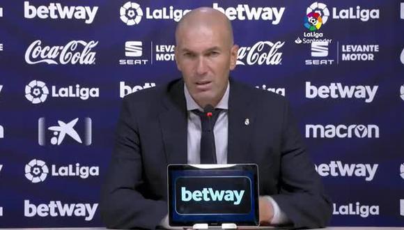 Zinedine Zidane ha tenido un duro revés en el inicio de temporada con el Real Madrid.