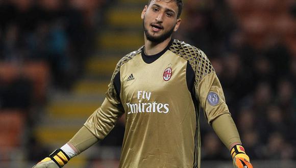 Gianluigi Donnarumma no renovó contrato con Milán. (Foto: Getty Images)
