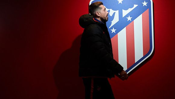 Héctor Herrera llegó al Atlético de Madrid procedente del Porto de Portugal. (Foto: Getty Images)