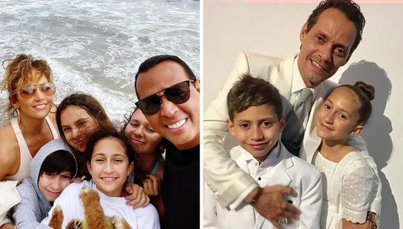 La cantante Jennifer Lopez mostró toda su emoción por el Día del Padre en redes sociales. (@jlo).