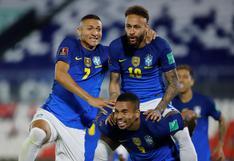 ¡Nada lo detiene! Brasil venció 2-0 a Paraguay, suma 18 puntos y es líder absoluto de las Eliminatorias