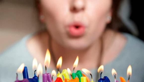 Un suceso paranormal al soplar unas velas de cumpleaños se ha vuelto viral en TikTok (Foto: Pixabay)