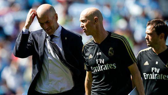 Zidane dispone ya de casi todo su ataque a la orden, y ahora tendrá que elegir a los tres titulares. (Getty Images)