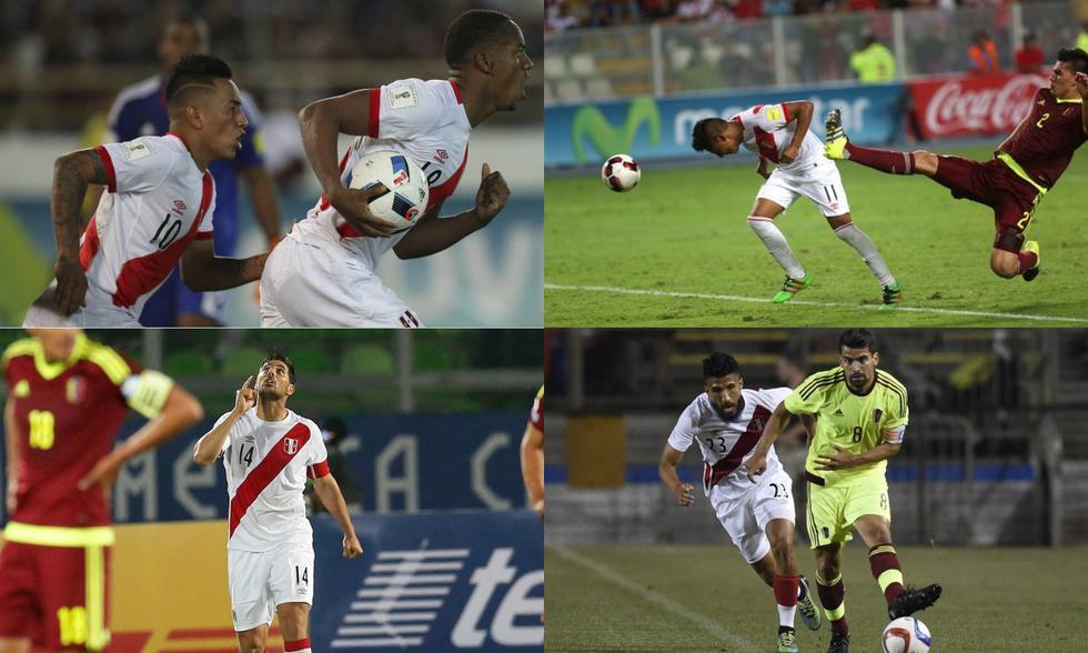 Perú ha conseguido cuatro victorias en los últimos diez choques ante Venezuela. (Foto: Agencias)