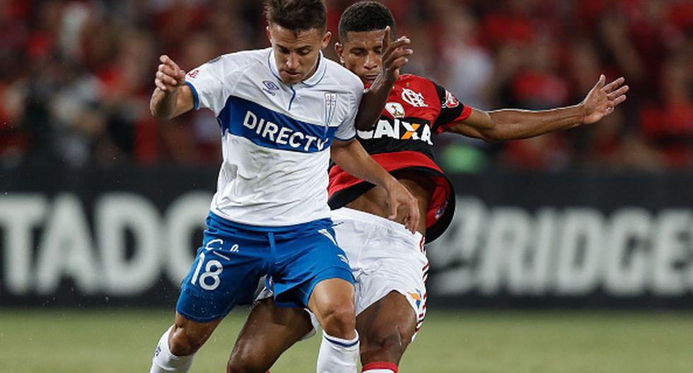 Jugador: Diego Buonanotte / Club: Universidad Católica. (Getty)