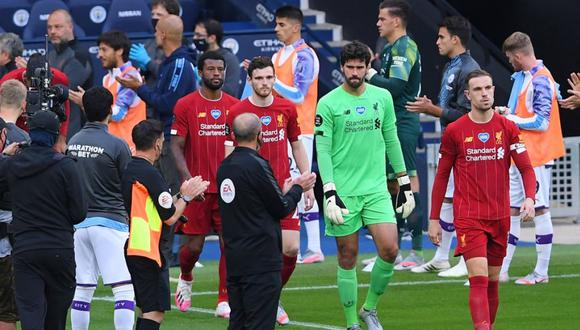 Manchester City goléo 5-0 a Liverpool por la Premier League. (Foto: Agencias)
