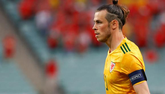 Bale vuelve a ser la figura de antes. Asistió para los tantos con los que Gales venció 2-0 a Turquía en la Eurocopa 2021. (AFP)