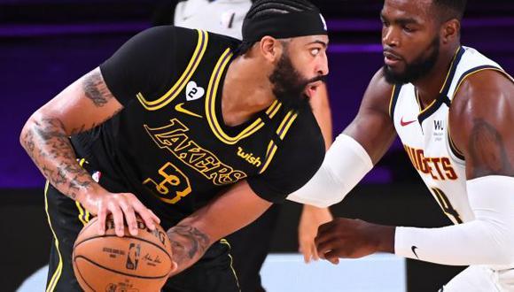 Lakers vs Nuggets: se enfrentan esta noche en el Juego 3 de las Finales de la Conferencia Oeste. (Lakers)