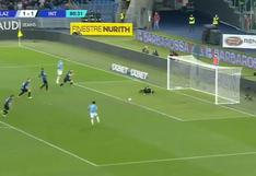 Escándalo en Italia: Lazio se olvidó del 'Fair Play', le hizo un gol al Inter y se desató la bronca [VIDEO]