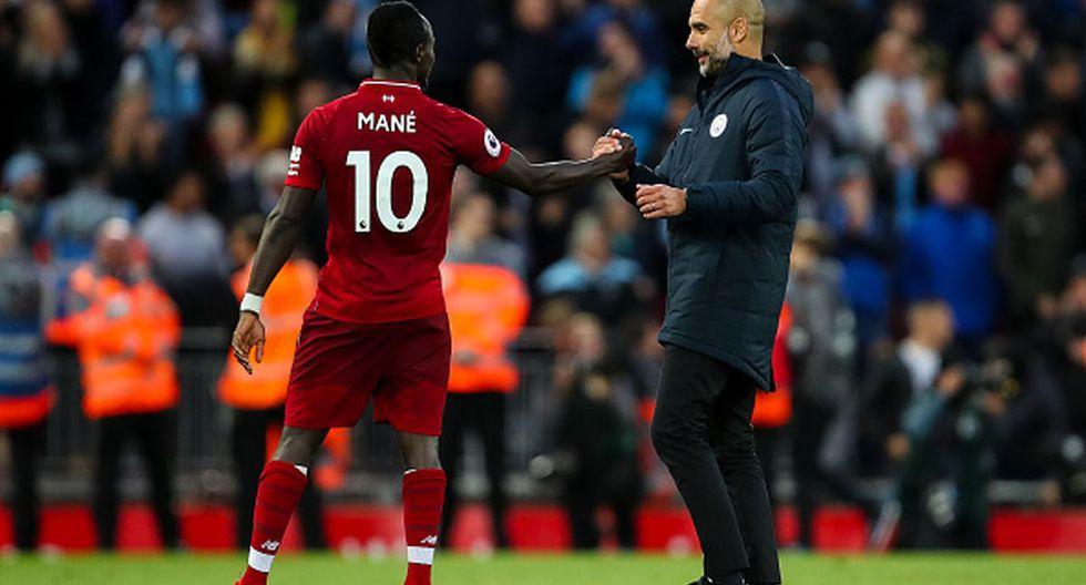 Sadio Mané suma seis tantos en la actual temporada en la Premier League. (Getty Images)
