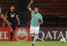 Fiesta en 'Medallo': Atlético Nacional goleó a Libertad y clasificó a fase de grupo de la Copa Libertadores