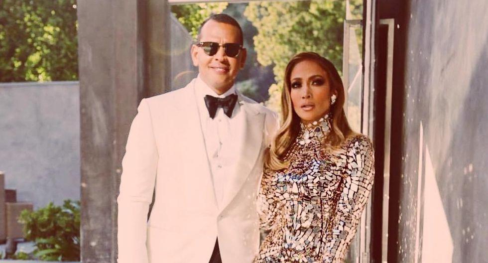 Jennifer Lopez explica los motivos por los cuales no apresura su boda con Álex Rodríguez (Foto: Instagram)