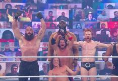 ¡Dominio total! Team Raw derrotó a Team SmackDown en la tradicional lucha de Survivor Series 2020 [VIDEO]