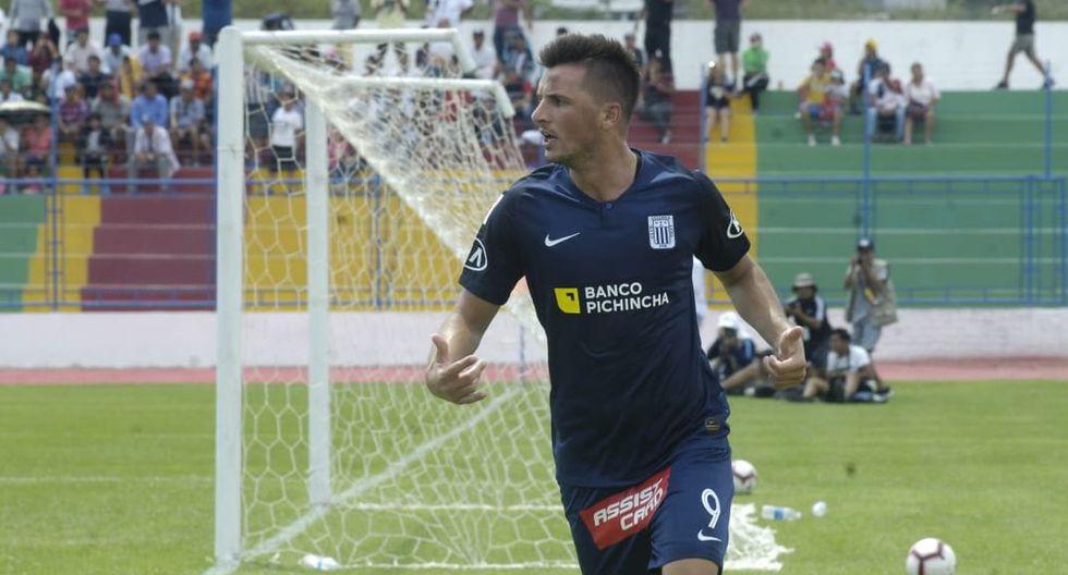 Alianza Lima chocó contra Pirata FC, en Olmos, por la Liga 1.(Foto: Takeshi Ayasta / Violeta Ayasta)