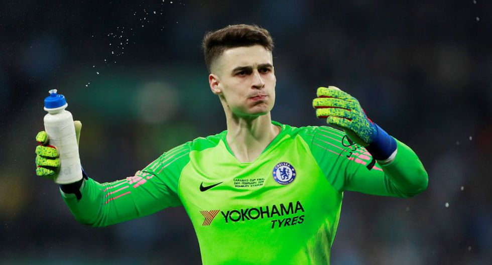 Kepa Arrizabala. (Foto: Getty)