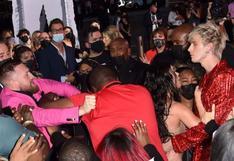 Donde va crea polémica: Conor McGregor intentó golpear a rapero en los MTV Video Music Awards [VIDEO]