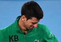 Eliminado del US Open por un pelotazo: Djokovic golpeó a la traquea de un juez de línea [VIDEO]