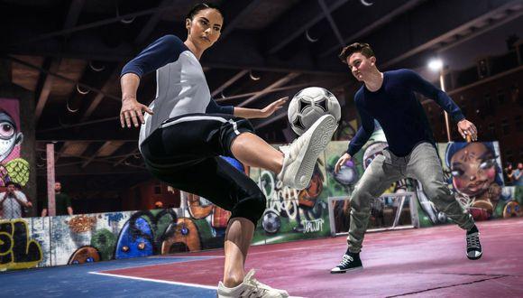 FIFA 21: Volta Football anuncia todas sus novedades para el siguiente juego. (Foto: EA Sports)