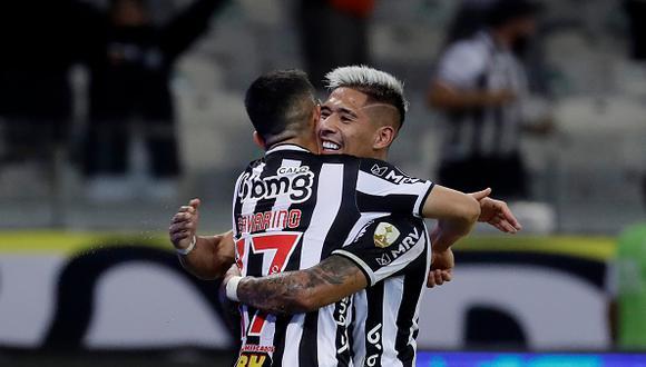 River Plate vs. Atlético Mineiro jugaron por la Copa Libertadores 2021 este miércoles (Foto: Getty Images)