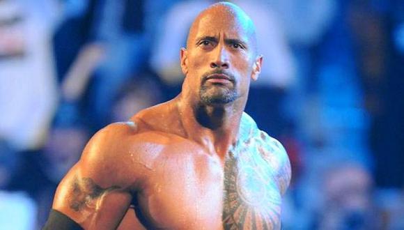 The Rock no aparece en el ring de la WWE desde WrestleMania 32. (WWE)