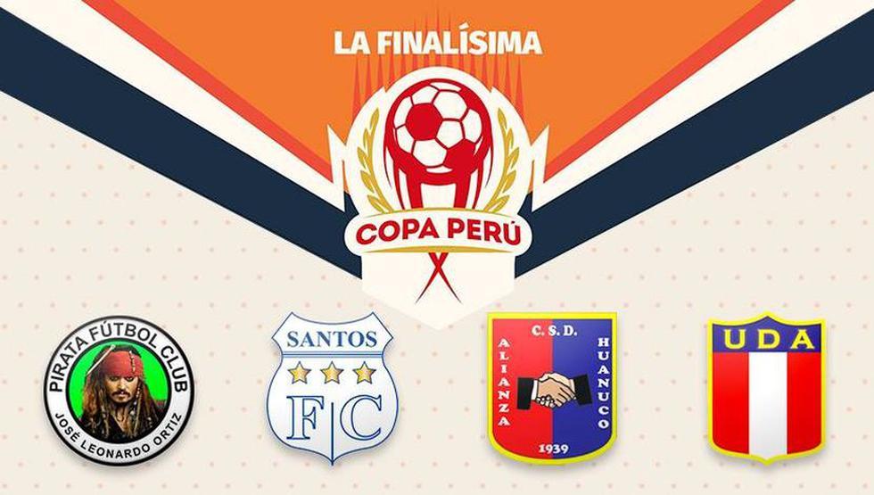 Finalísima de la Copa Perú arranca este sábado. (USI)