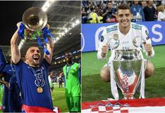Todos envidian la suerte de Kovacic: cuatro títulos de Champions en 10 minutos