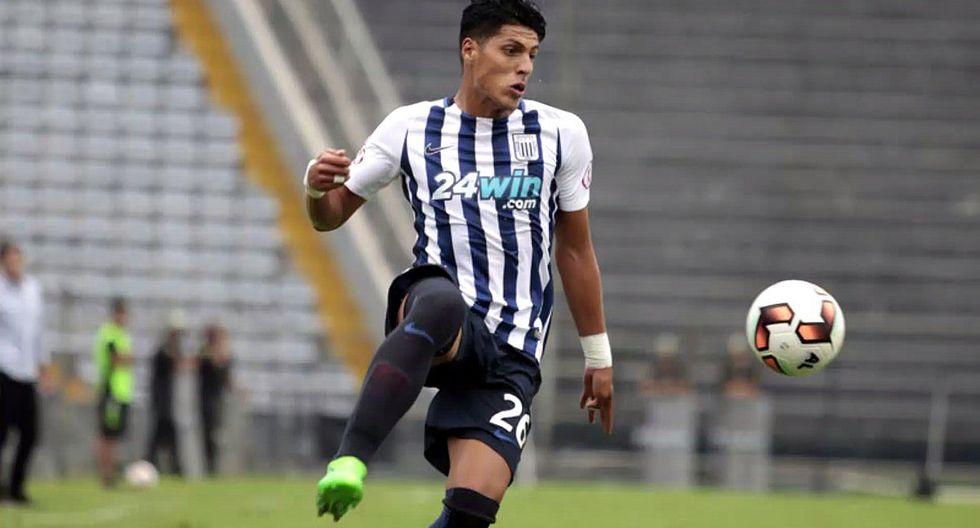 Riojas representó a Alianza Lima en 2019 bajo la dirección de Bengoechea. (Foto: GEC)