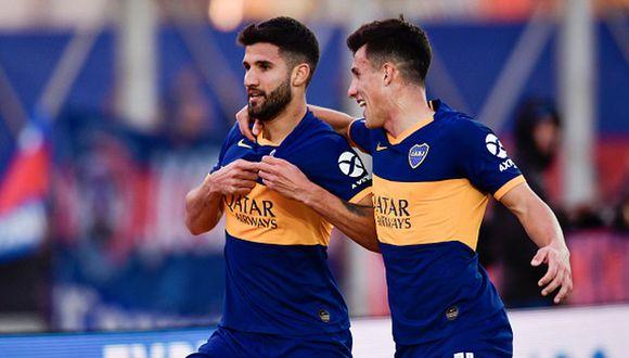 ¡Con Gol de Lisandro López! Boca vs. San Lorenzo EN VIVO en el Nuevo Gasómetro por Superliga Argentina. (Getty)