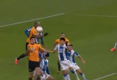 Servido: asistencia de Raúl Jiménez y gol de Wolves para el 1-0 ante Espanyol por la Europa League [VIDEO]