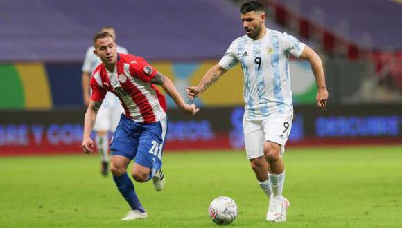 Argentina venció por 1-0 a Paraguay en la Jornada 3 de la Copa América 2021. (Foto: Getty Images)