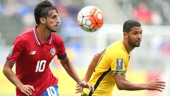 Costa Rica vs. Jamaica por la jornada 3 del Grupo B de Eliminatorias de Concacaf. (Getty Images)