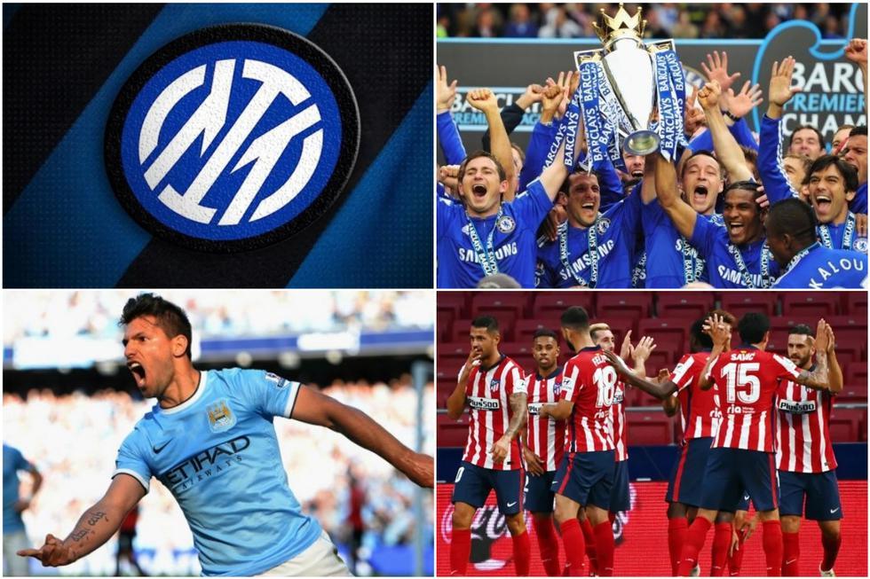 Los clubes que cambiaron radicalmente de escudo en los últimos años.