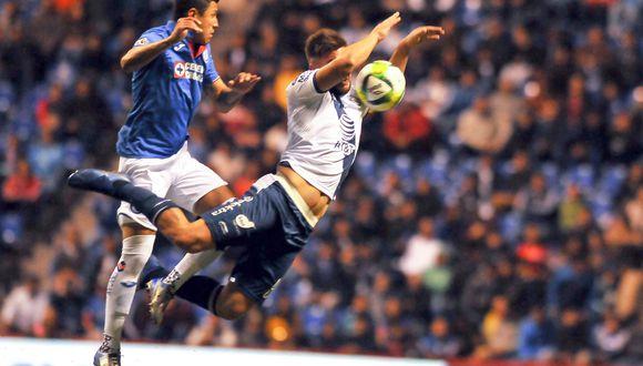 EN VIVO | LIGA MX 2019 | Cruz Azul - Puebla: se miden este viernes en la primera fecha del campeonato desde las 10:00 p.m. (EN VIVO ONLINE por Televisa Deportes y Azteca 7). El peruano Yoshimar Yotún debutaría en la 'Máquina cementera'. (Foto: AFP)