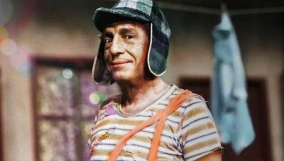 """El actor Roberto Gómez Bolaños interpretó durante muchos años a """"El Chavo del 8"""". (Foto: Televisa)"""