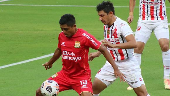 El próximo partido de Sport Huancayo es ante Corinthians por la Sudamericana.