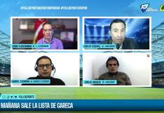 'Full Deporte por Depor': el análisis sobre el presente de Jefferson Farfán y Paolo Guerrero