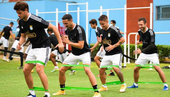 Sporting Cristal ya conoce a sus rivales en la Liga 1. (Foto: Prensa SC)