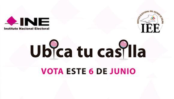 Elecciones Federales 2021: ubica tu casilla de votación en México este domingo 6 de junio (Foto: INE)