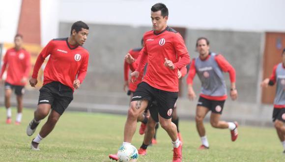 Universitario jugará un amistoso ante Atlético Grau. (Foto: Universitario de Deportes)