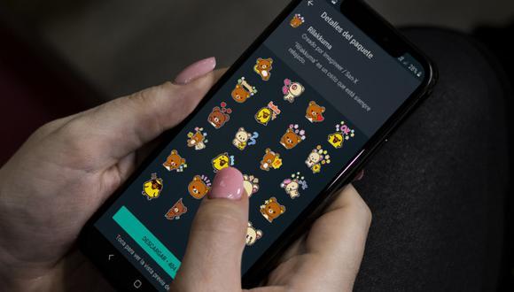 ¿Quieres descargar los nuevos emojis de WhatsApp? Así los puedes obtener de inmediato. (Foto: WhatsApp)