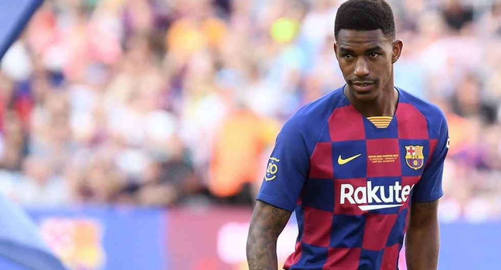 Júnior Firpo | Barcelona. (Getty Images)