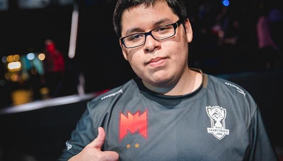 """League of Legends: conoce a """"SolidSnake"""", el peruano que busca el título de la Liga Latinoamérica. (Foto: Difusión)"""