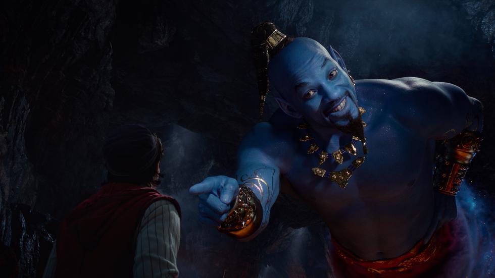 Aladdin cuenta la historia de un joven ladronzuelo que sueña con casarse con Jasmin, la hija del Sultán. (Foto: Disney)