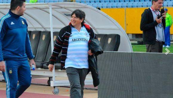 Manuel Valdez fue parte de la Selección Argentina rumbo al Mundial Rusia 2018. (Foto: Archivo)