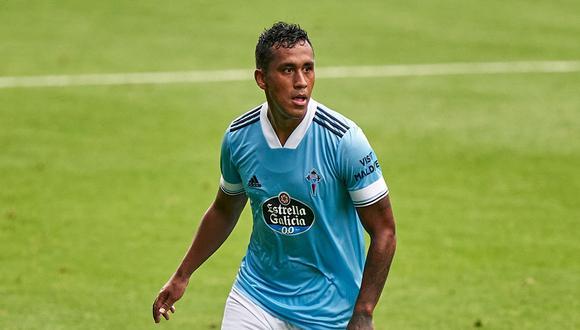 Renato Tapia fichó esta temporada por Celta de Vigo (Foto:Getty Images)