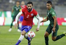 Empate en Santiago: Chile igualó 1-1 con Bolivia por Eliminatorias Qatar 2022