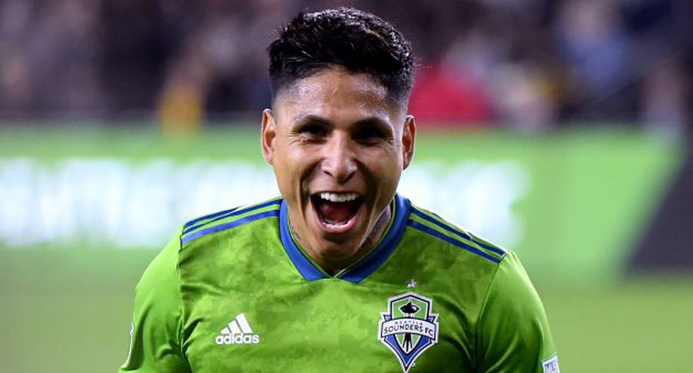Raúl Ruidíaz tiene 14 goles en la presente temporada de la MLS. (Foto: AFP)