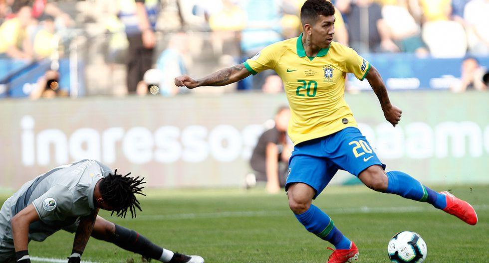 Pero llegó Brasil y el doloroso 5-0 en un partido para olvidar de Pedro Gallese.. (Foto: AFP)