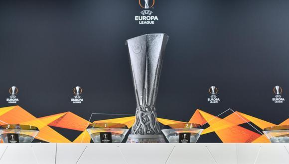 Asi quedaron los octavos de final de Europa League. (Foto: @EuropaLeague)